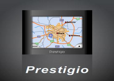 Реклама для компанії Prestigio
