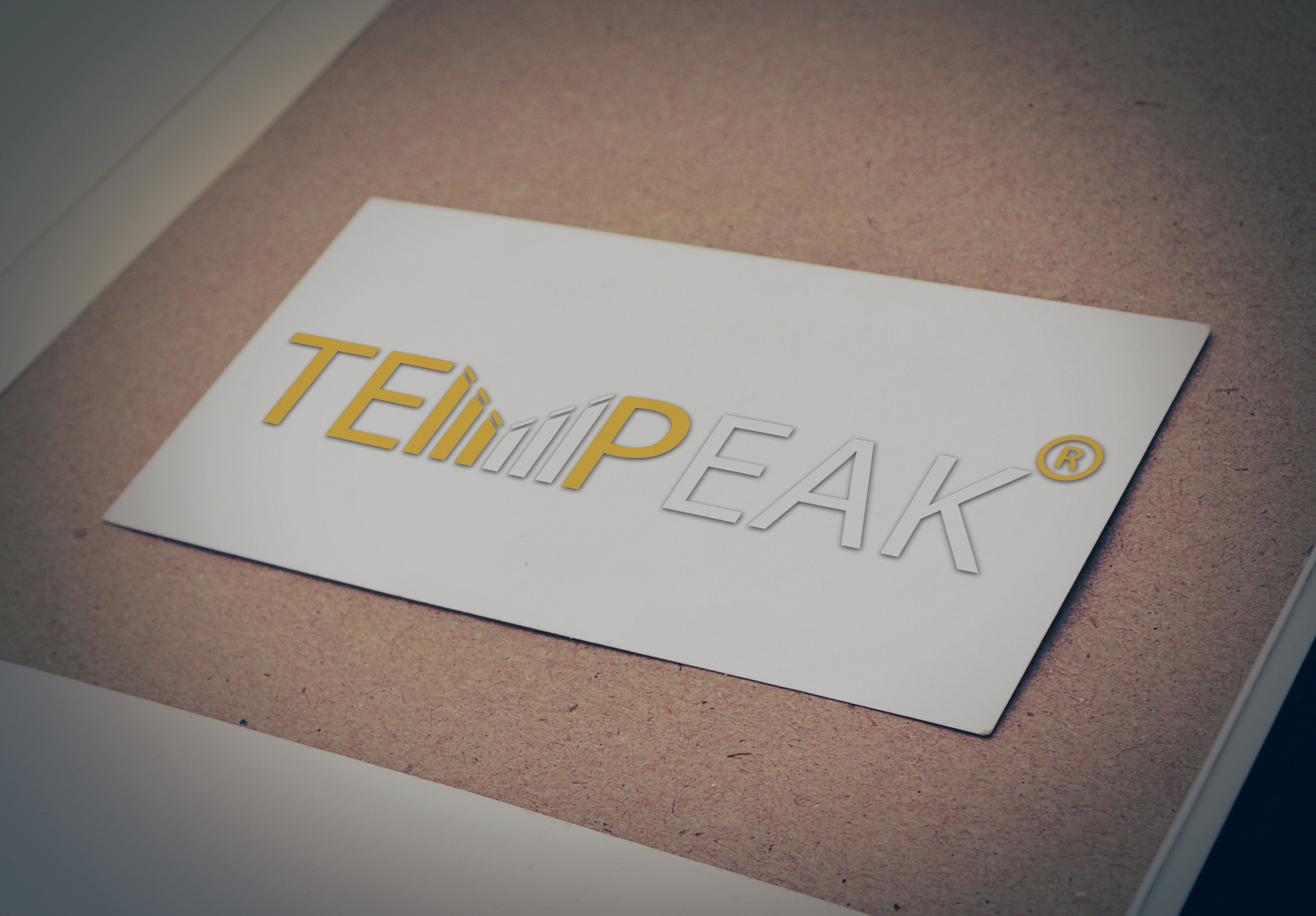 Логотип для компанії Tempeak