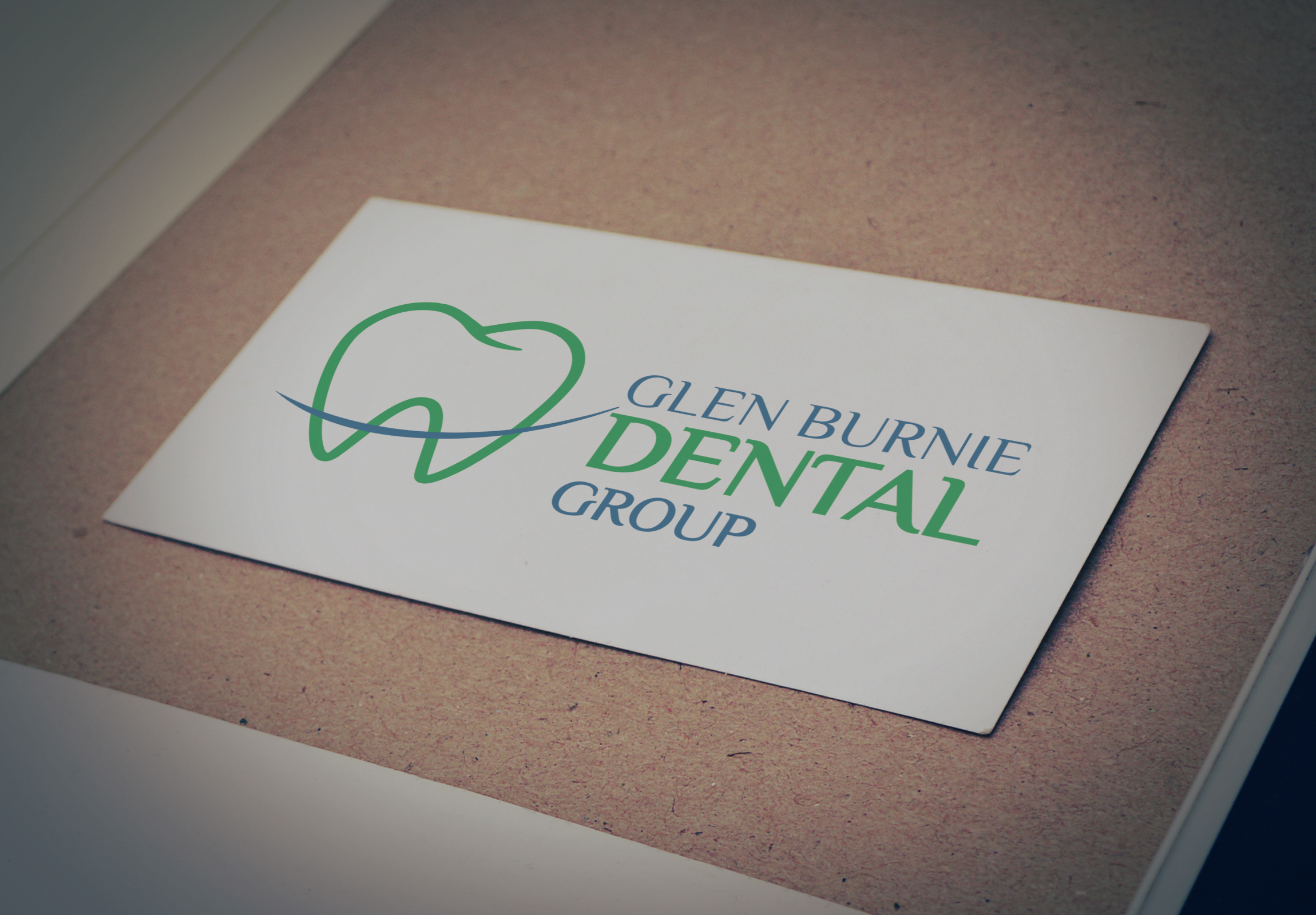 Логотип для Glen Burnie Dental Group