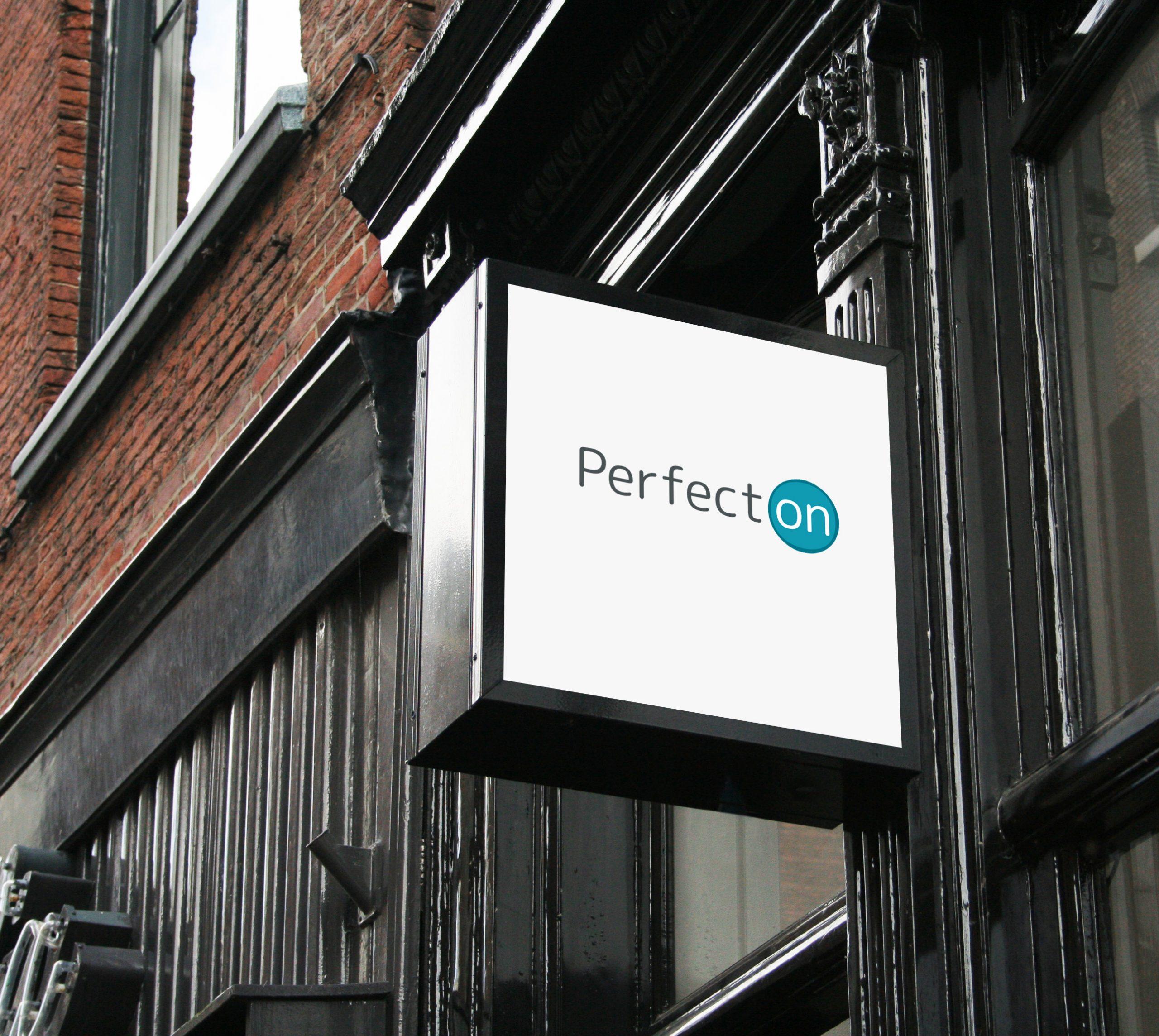 Логотип для PerfectOn