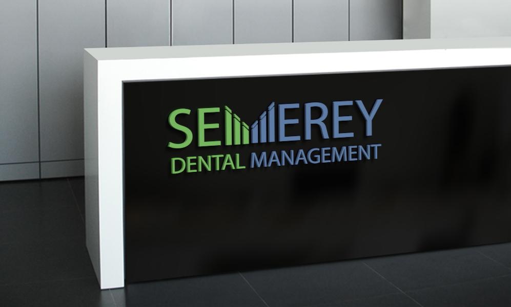 Логотип для компанії Semerey Dental Management